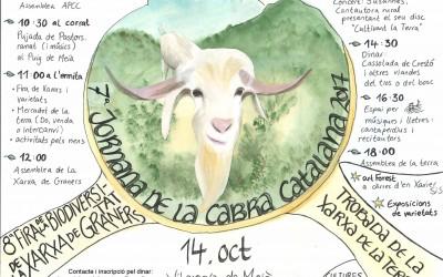Jornada de la cabra catalana. 14 d'octubre