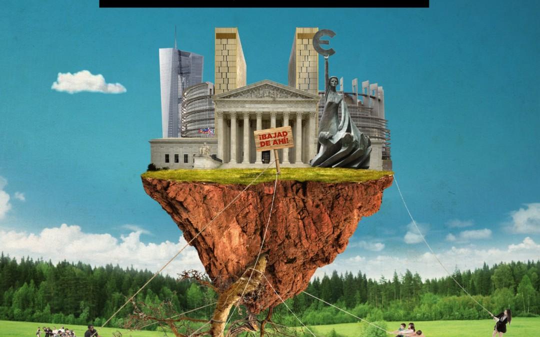 Presentació a Barcelona del llibre:  Arraigar las instituciones. Propuestas de políticas agroecológicas desde los movimientos sociales