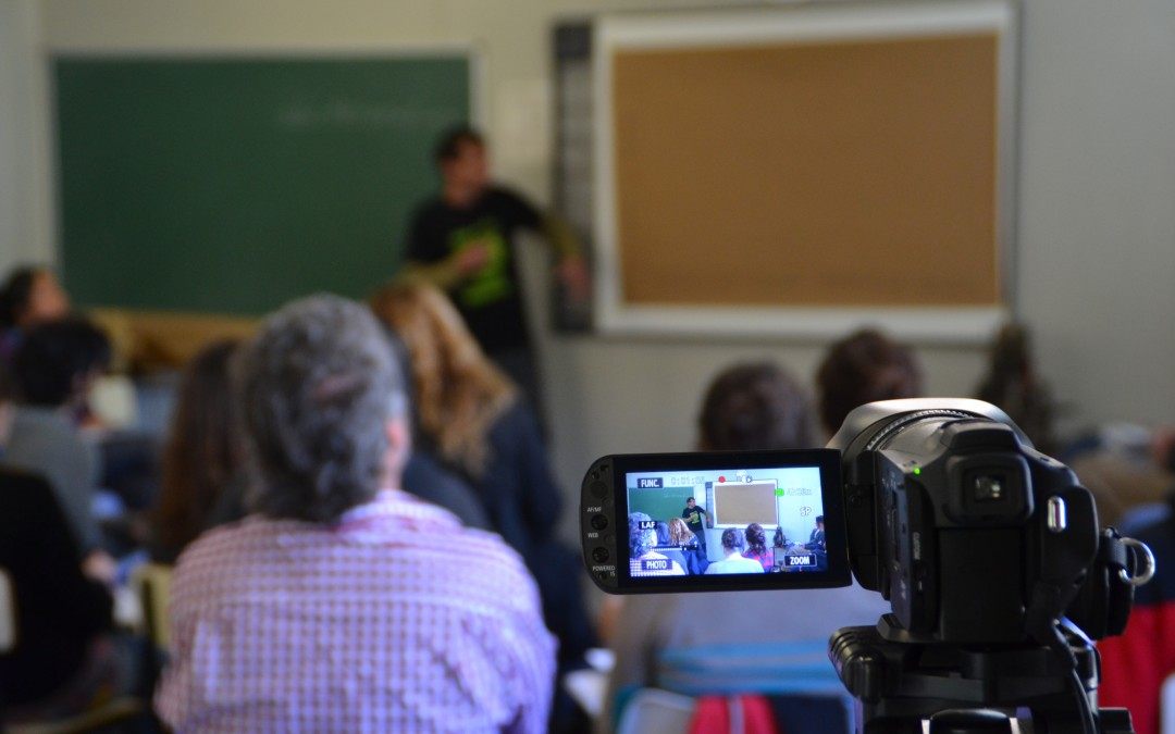 Vídeo postgrau Dinamització Local Agroecològica