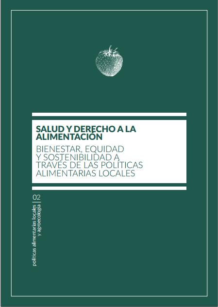 Nou informe: salut i dret a l'alimentació