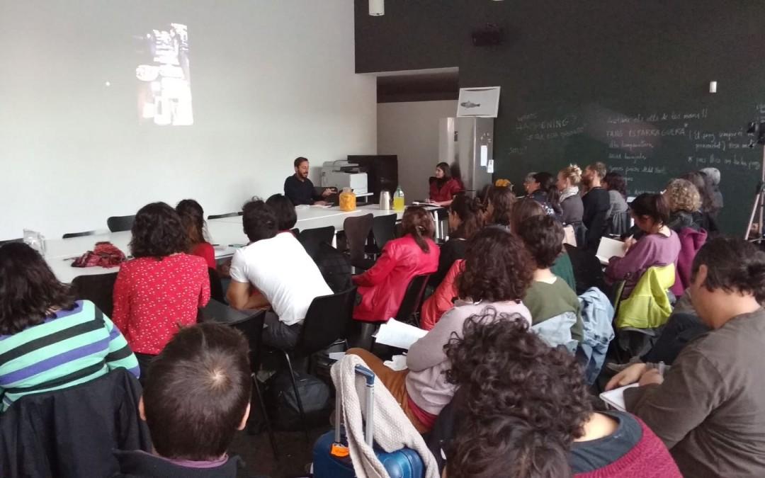 Disponibles los vídeos de la Jornada PATT. El papel del arte en la transición agroecológica