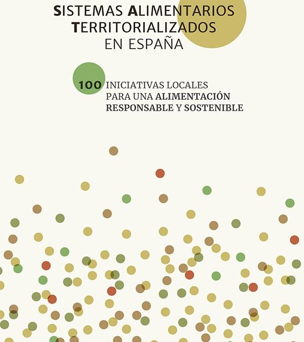 Nova publicació. Sistemes alimentaris territorialitzats
